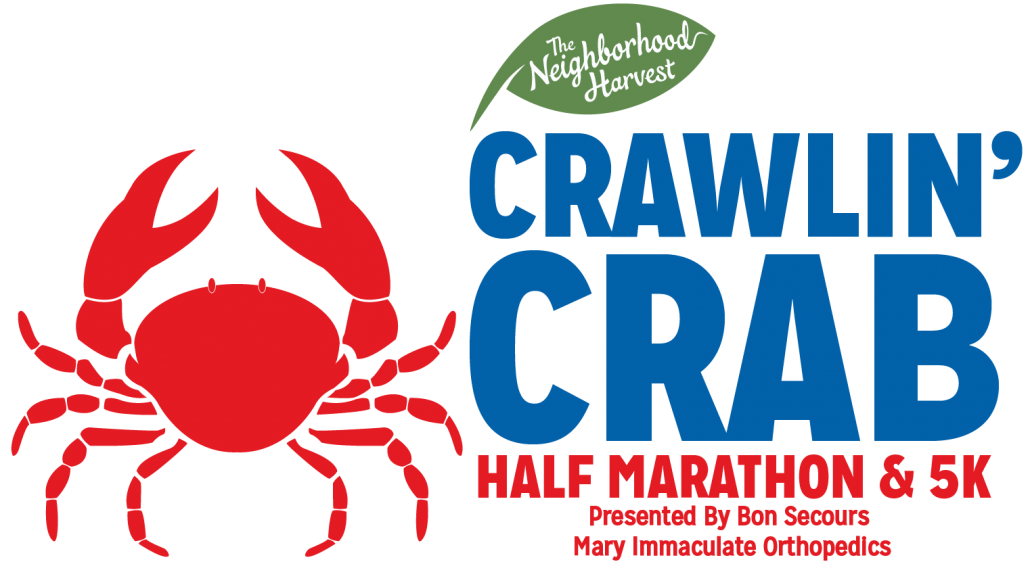 Crawlin' Crab Half Marathon